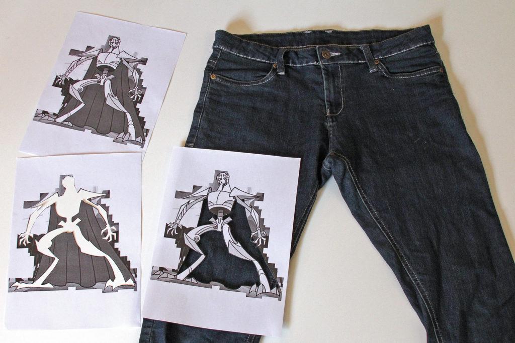 Star Wars General Grievous Jeans