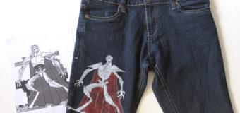 General Grievous Jeans DIY