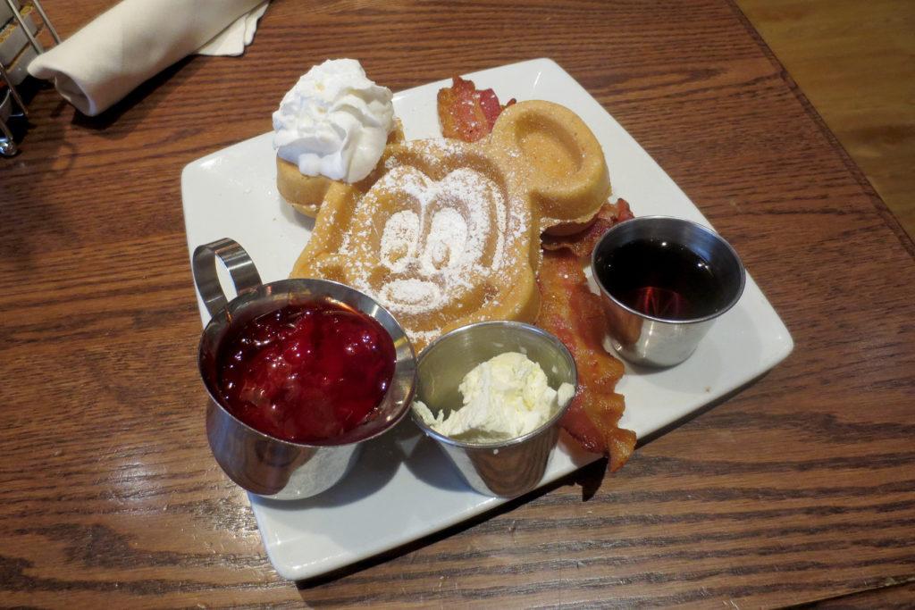 Fave Disneyland foods