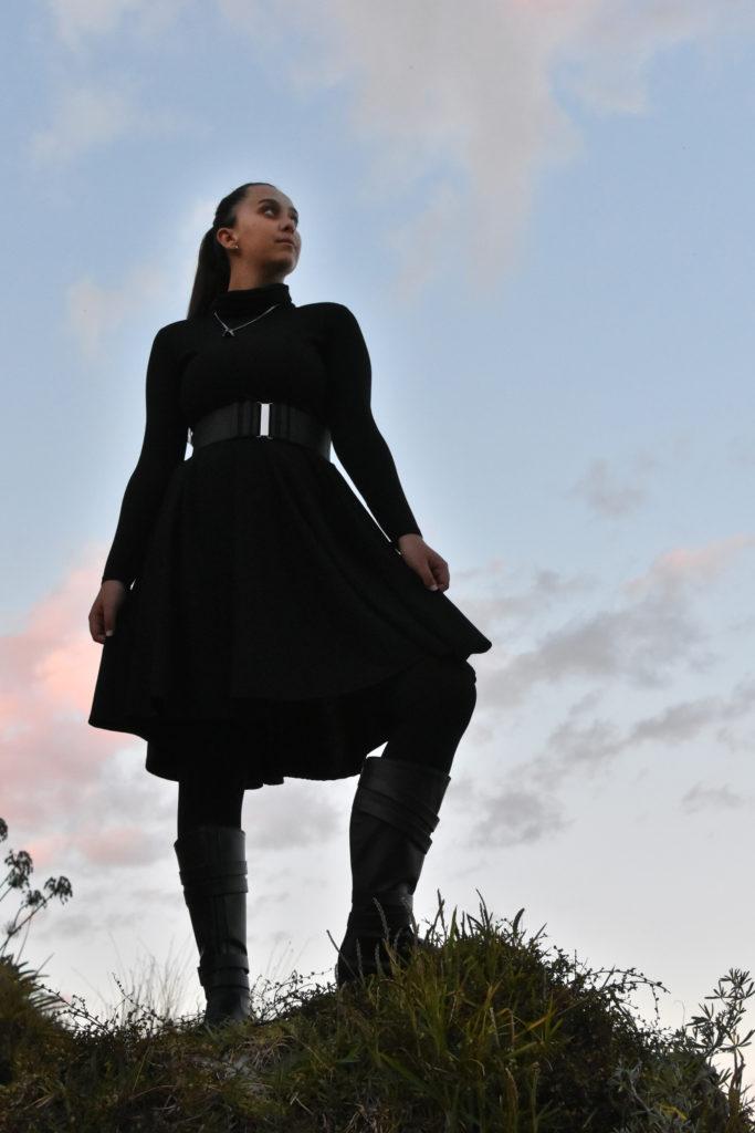 Star Wars Kylo Ren Inspired Dress