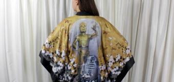 BlackMilk Star Wars Kimono