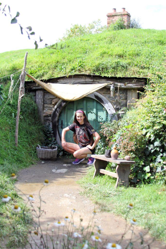 Hobbiton Visit 2014